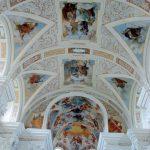 Deckenfresken der Josefskirche
